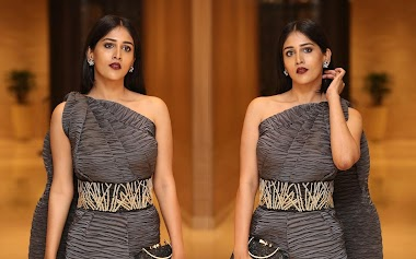 Chandini Chowdary At Aha Mobile App Launch Photos
