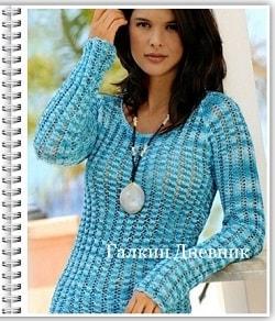 modnii-pulover-spicami
