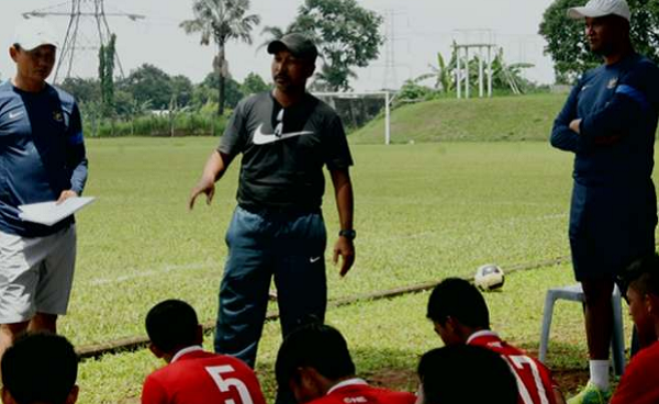 Kualifikasi Piala Asia U-16 2018, Indonesia Segrup dengan Thailand
