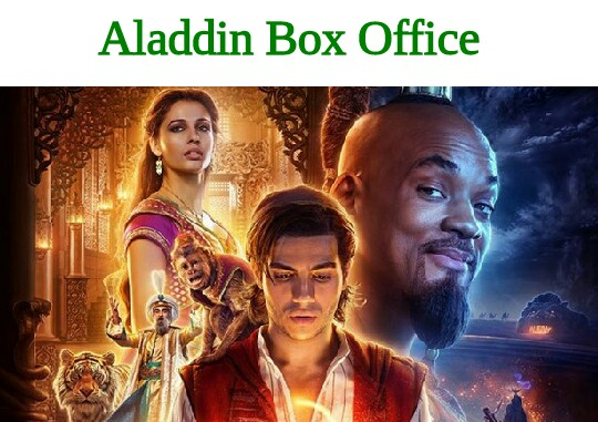 Aladdin Day Wise Box Office Collection in India,| Worldwide Box Office Collection, Aladdin Box Office Collection.