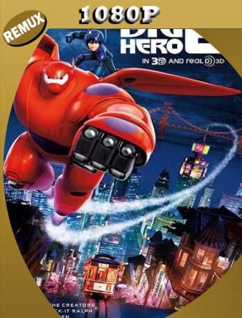 Grandes Héroes (Big Hero 6) (2014) BD Remux [1080p] Latino [GoogleDrive] SilvestreHD