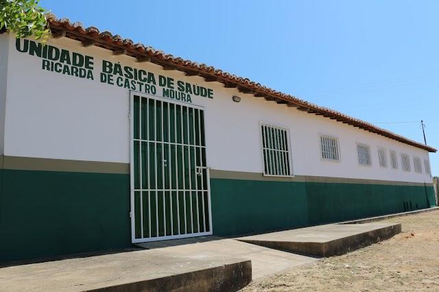 Inauguração do Posto de Saúde do povoado Miguel Alves acontece nesta sexta (30)