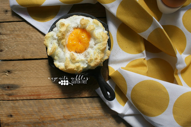 How to Make Gluten Free Cloud Eggs from Anyonita Nibbles
