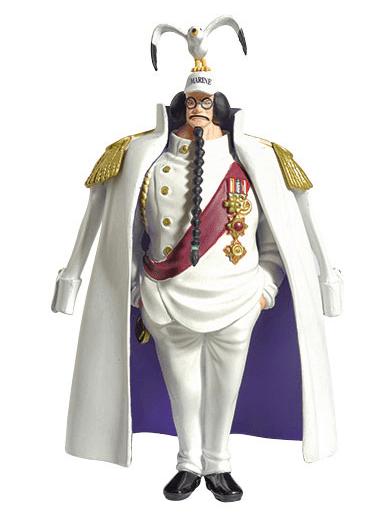 Sengoku coleccion oficial de figuras de one piece