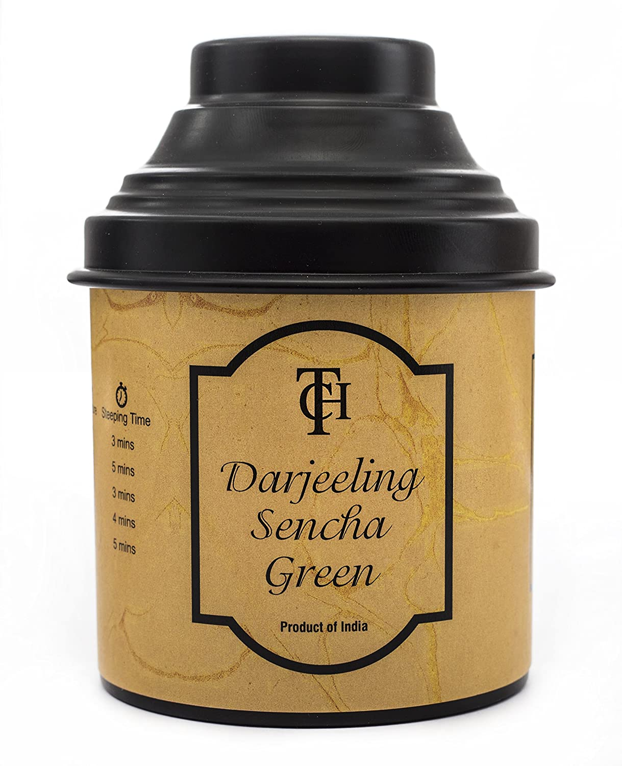 Darjeeling Sencha Green Loose Leaf Tea