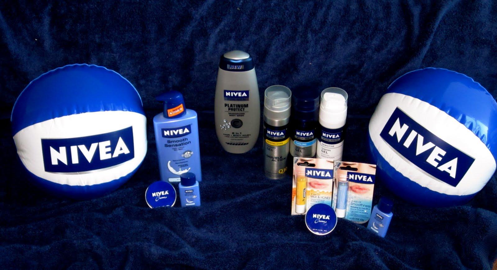 Nivea Giveaway & Sammiu0027s Blog of Life: Nivea Giveaway