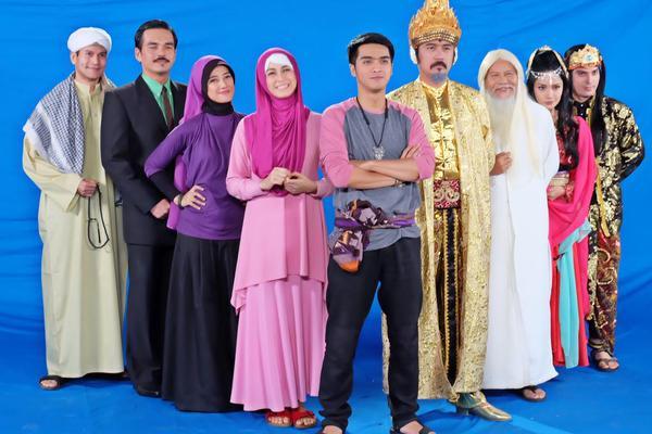 Pemain Sinetron Pangeran di SCTV