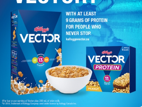 Kellogg's Vector Product Coupons