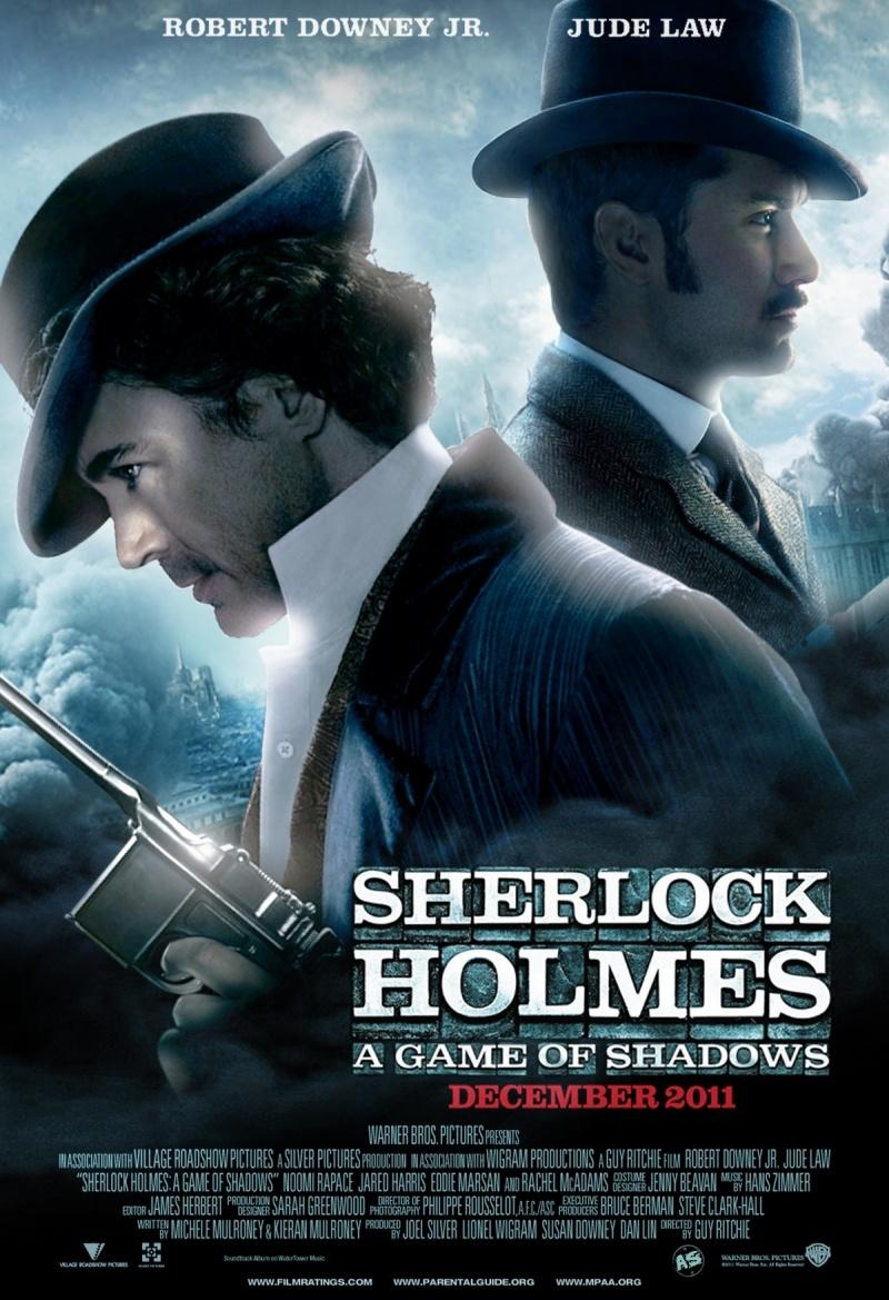 Sherlock Holmes 2 #4171959, 1920x1200 | All For Desktop