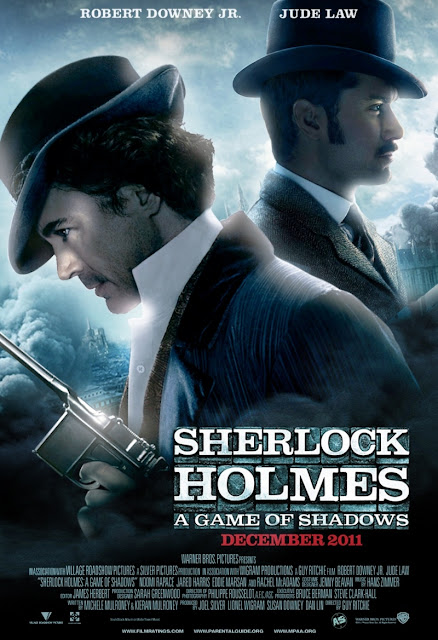 Free Download Sherlock Holmes: A Game of Shadows 2011 300MB Full Movie Hindi Dubbed 720P Bluray HD HEVC Small Size Pc Movie Only