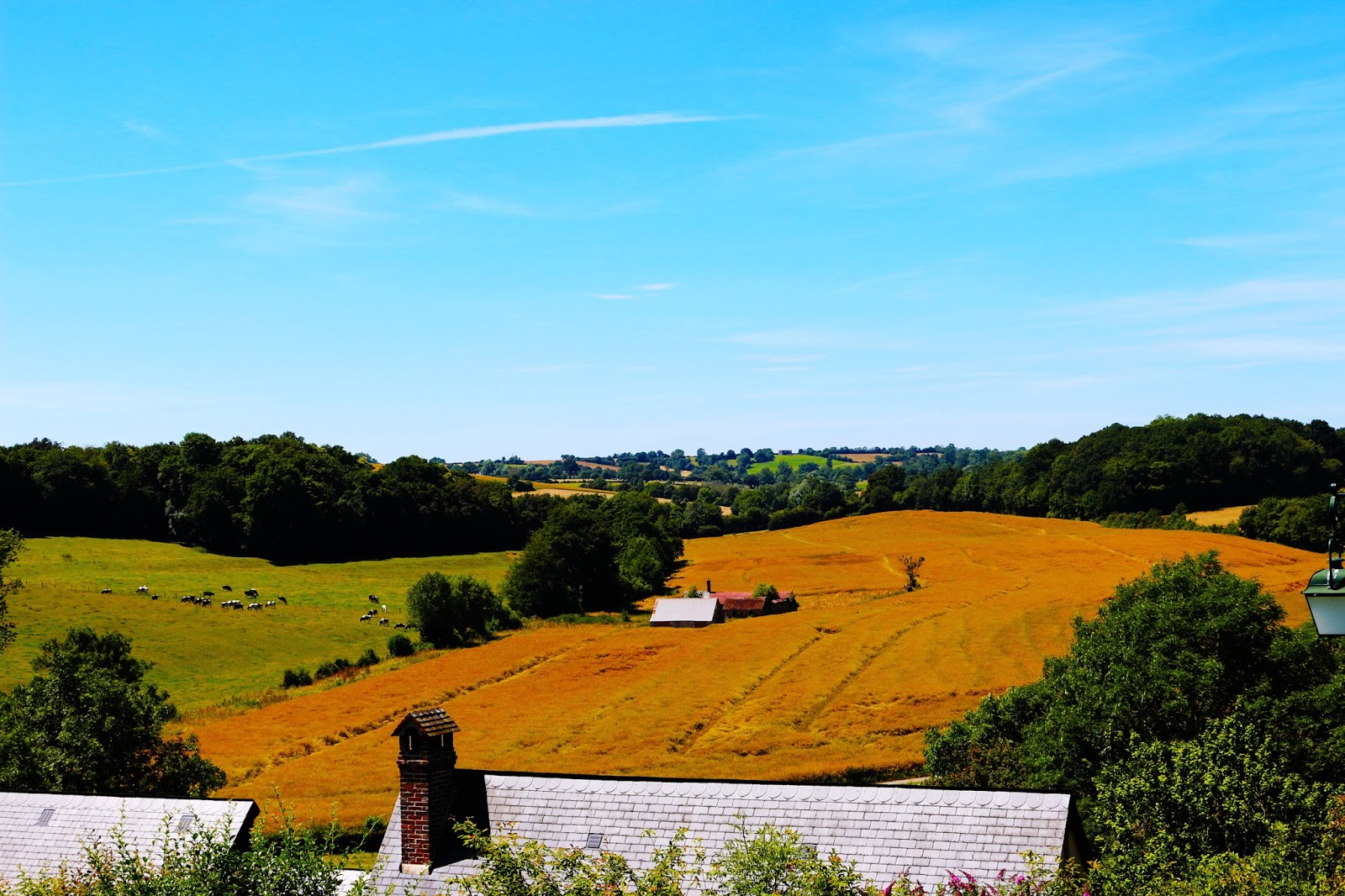 Countryside, Photography, Style, Landscape, France