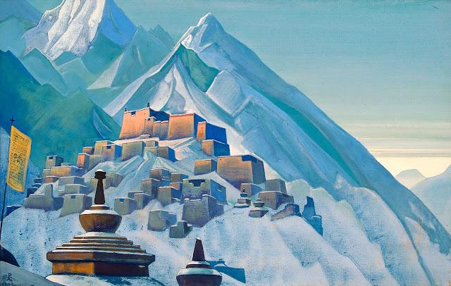 Николай Рерих - Тибет. Гималаи