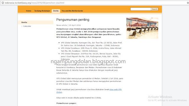 Cara Mengurus Visa Schengen di Surabaya Terbaru!