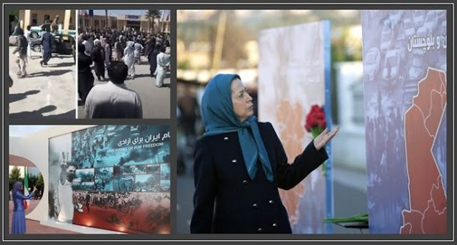 Maryam Rajavi: Cutting off the Internet, Shooting, Massacring, and Sending Helicopters Will No Longer Work