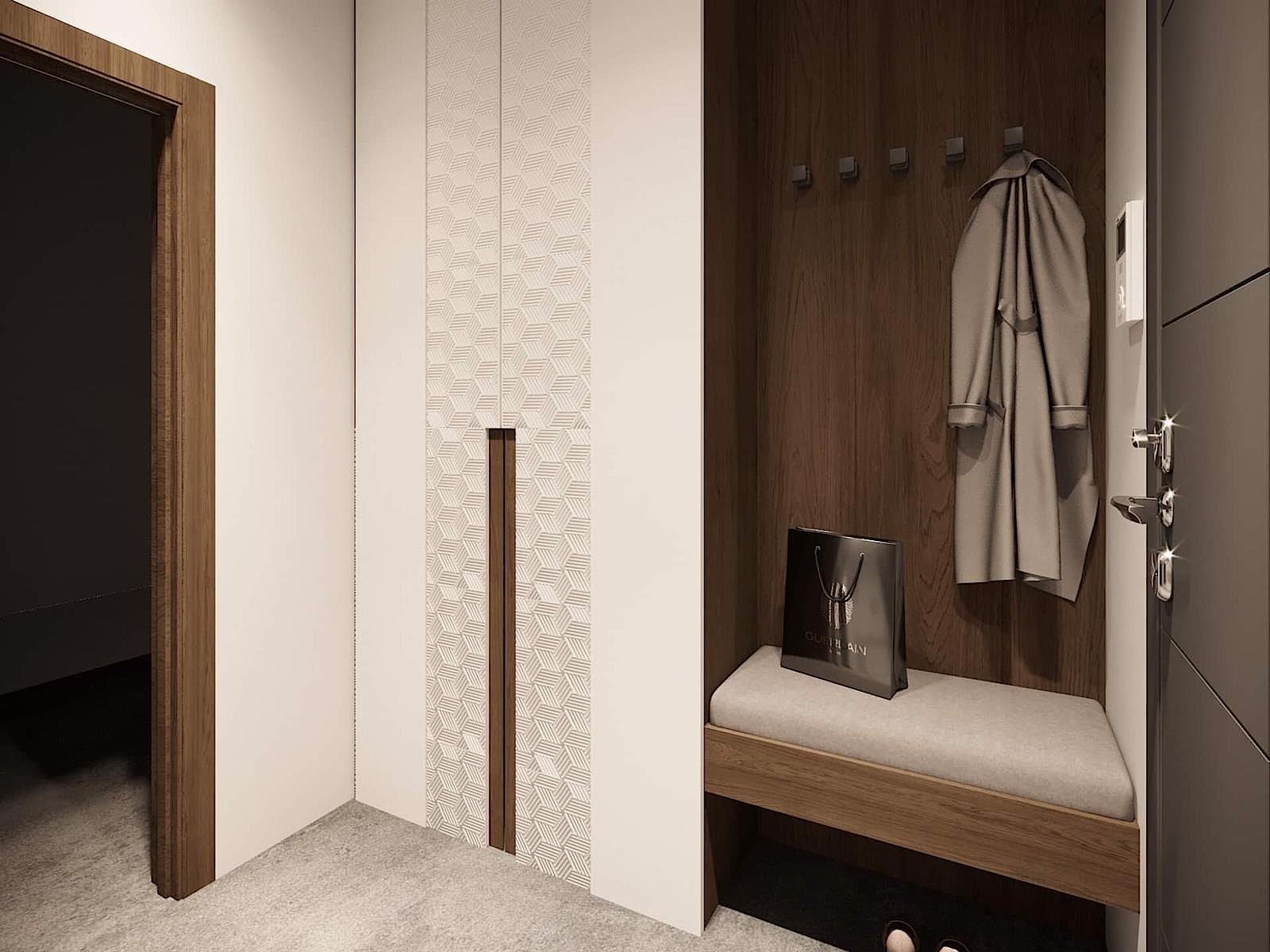 Drzwi ozdobne do szafy wewnętrzne