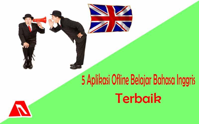 Aplikasi belajar bahasa inggris offline terbaik