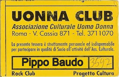 Pippo Baudo Uonna Club