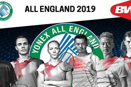 Indonesia Juara All England Open 2019 Ganda Putra