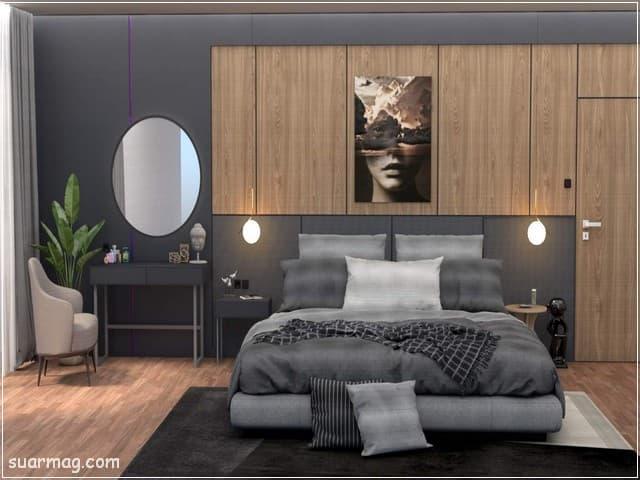غرف نوم مودرن 11 | Modern Bedroom 11