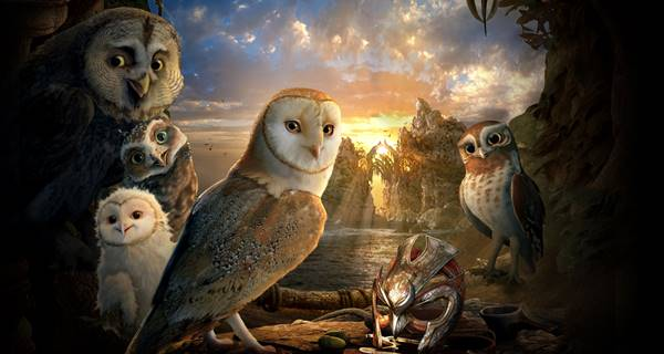 Sinopsis Film Legend of the Guardians: The Owls of Ga'Hoole
