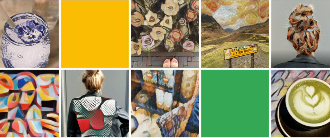 Trasforma le tue foto in opere d'arte con Google