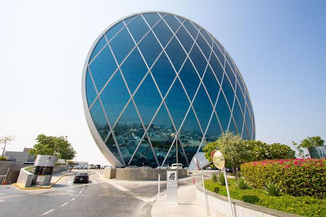 Grattacielo Aldar HQ-Abu Dhabi
