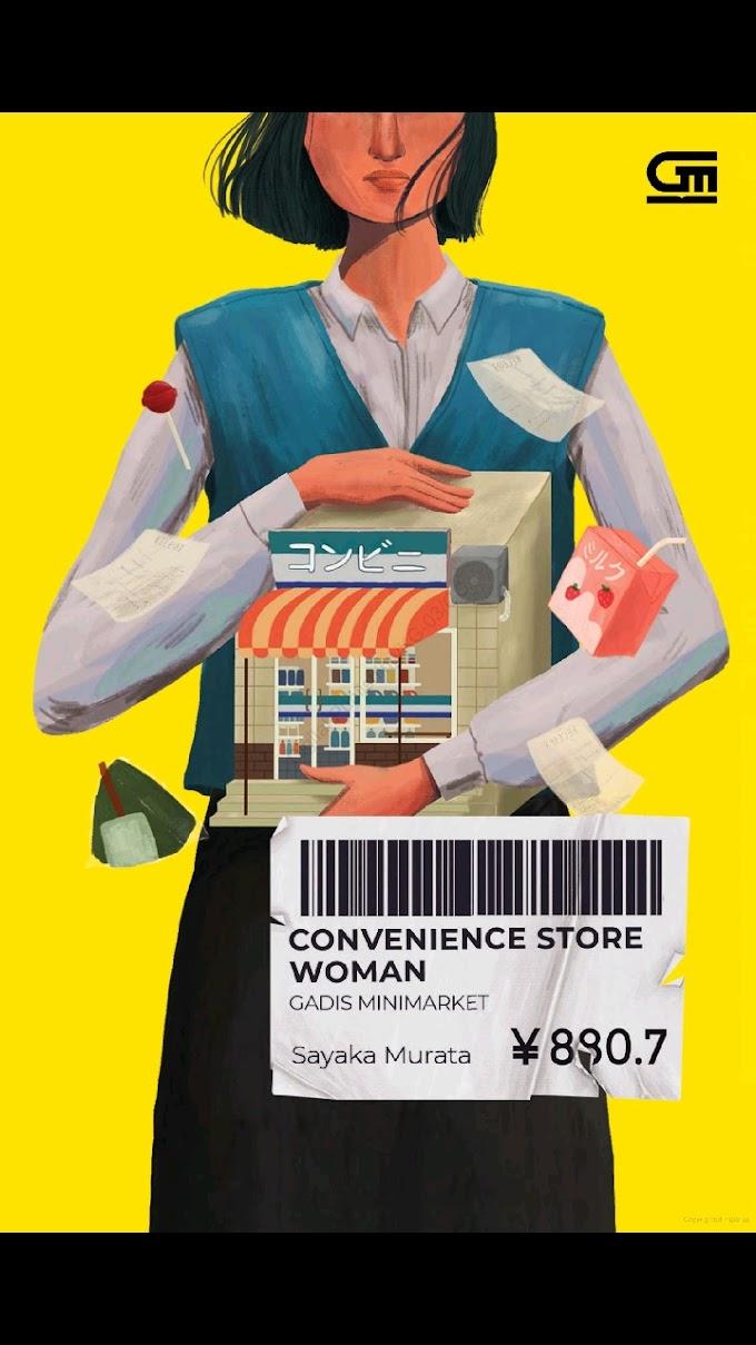 Review Gadis Minimarket: Konflik dari Mulut Usil
