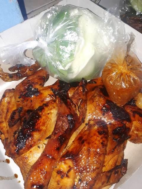 Ayam Bakar Mbok Tum