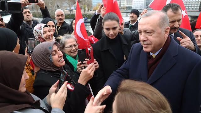 Ουδείς Ευρωπαίος αξιωματούχος στην υποδοχή του Ερντογάν στη Γενεύη