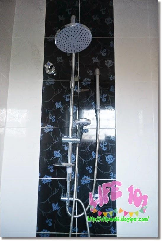Bilik Air Shower