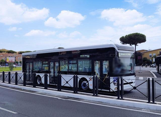 Roma TPL: in corso i test su strada di alcuni bus elettrici