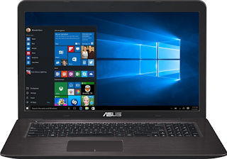 Asus X756UQ Laptops Full Drivers - Software For Windows 10