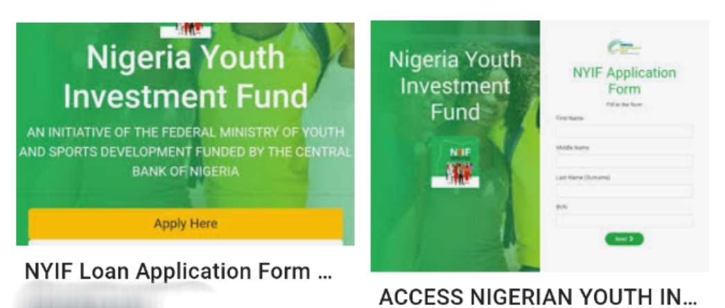 Good News To All NYIF Applicants, Simple Steps On How To Update Your Account Details
