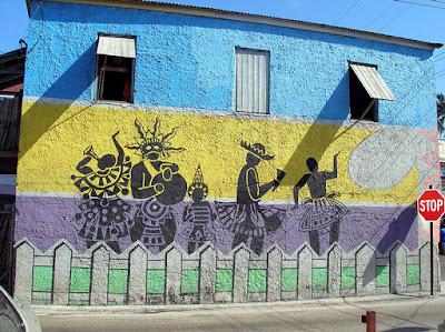 Junkanoo Mural