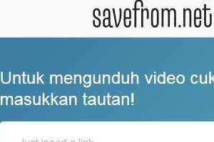 Cara mudah download video youTUBE tanpa add-on tanpa Aplikasi