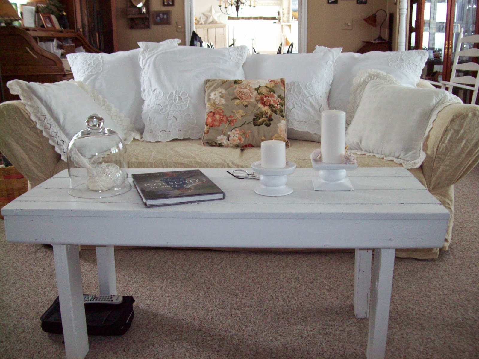 Sofa Table Runners Latest Designs Lakehouse A Fresh Start
