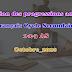 Régulation des progressions annuelles_Francais_Cycle Secondaire