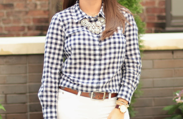 j. crew gingham, j. crew shirt, gingham shirt, gingham button up, gingham button down