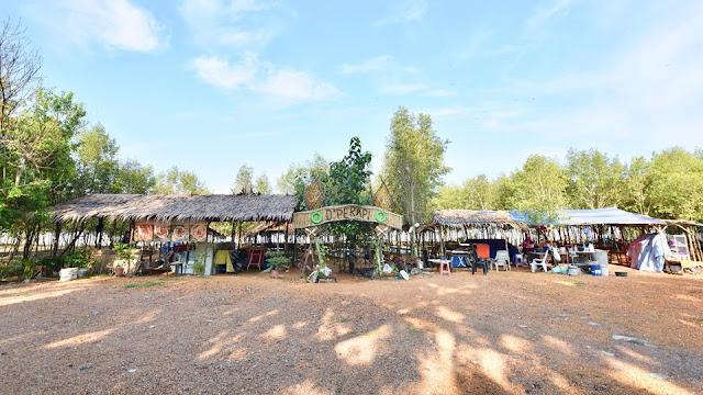 D' Perapi Tebengau Tawarkan Hidangan Makanan Laut Segar
