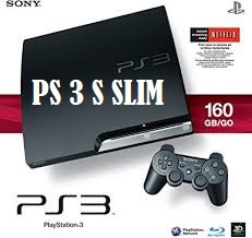 Spesifikasi PlayStation 3 Super Slim