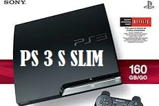 Spesifikasi PlayStation 3 Super Slim