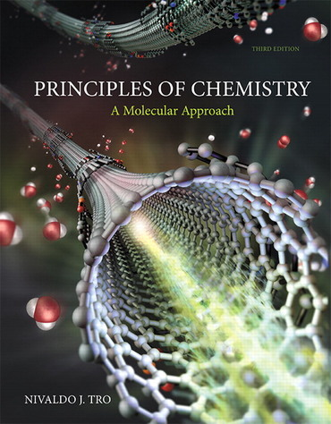 Principles of Chemistry: A Molecular Approach 3rd edition in pdf