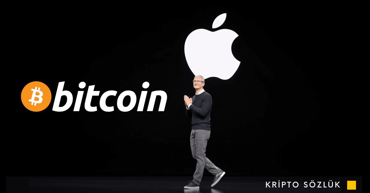 Kripto Para Sektörü Apple'a Yaklaşamıyor