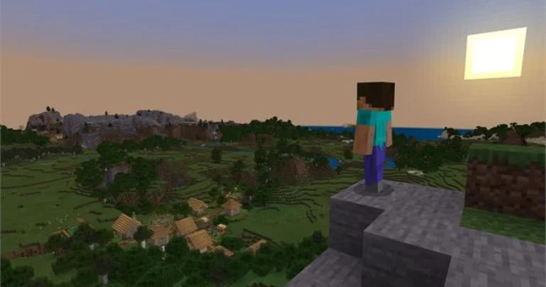 What are the controls and how to play Minecraft