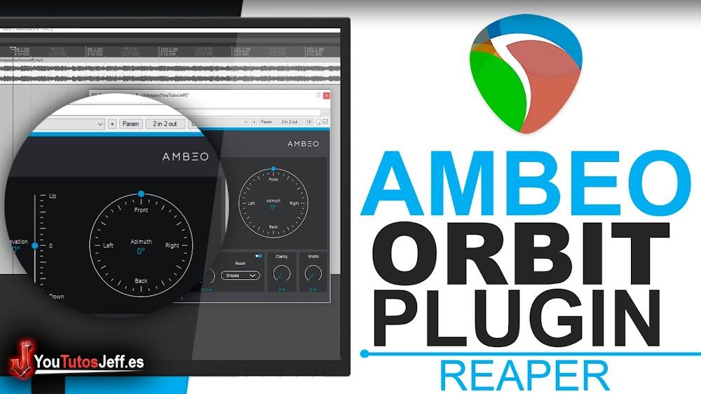 Descargar Plugin AMBEO Orbit Gratis Ultima Versión - Efecto Audio 3D