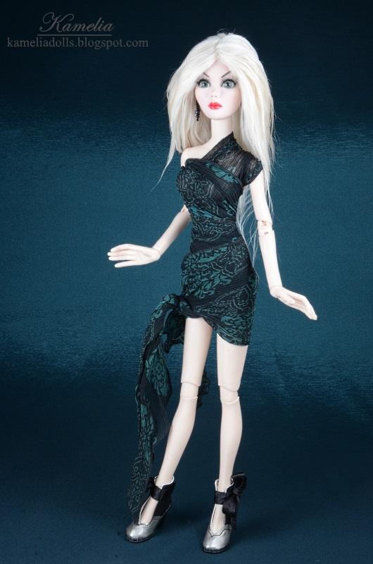 Shoes for Wild Imagination doll Evangeline.