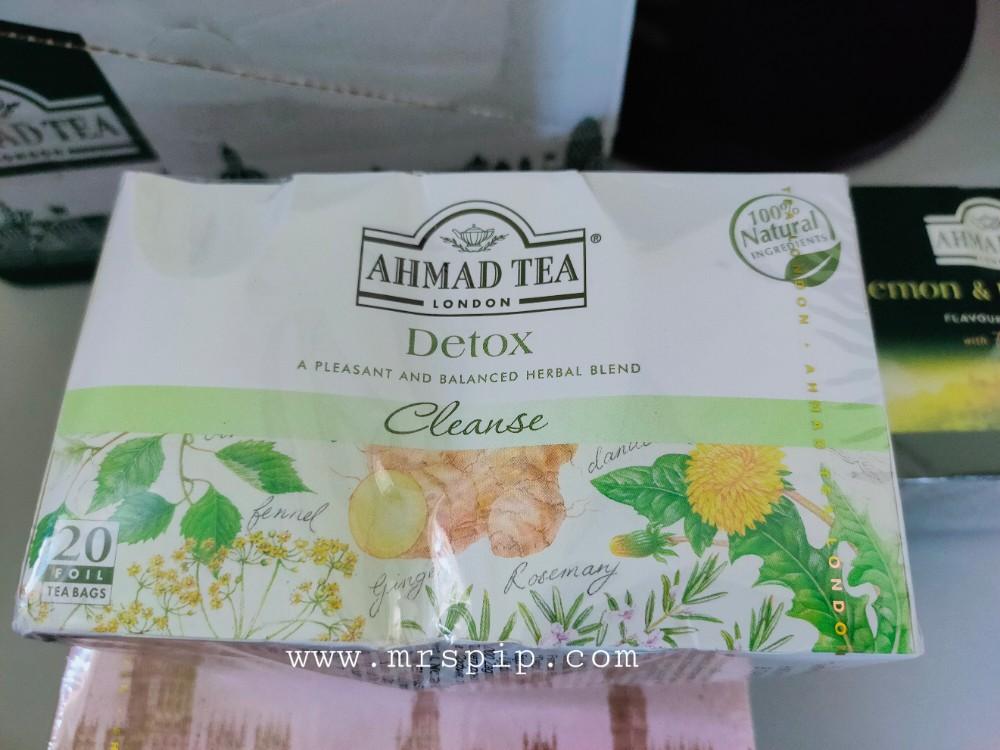 Beli Ahmad Tea murah di Shopee
