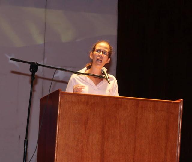 Manuela Bolívar: El Frente Amplio Venezuela Libre se convierte en el espacio para la defensa de la Constitución de Venezuela.