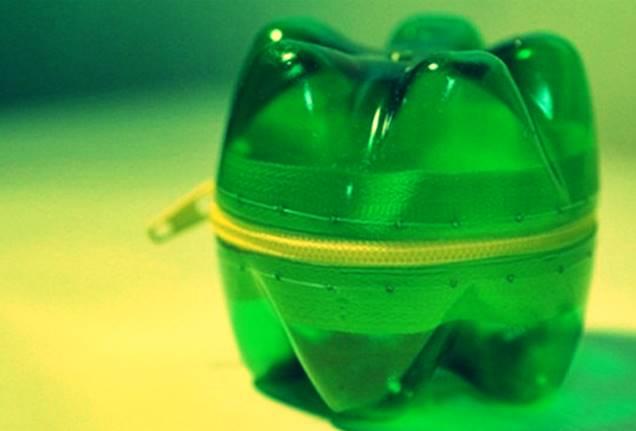 Cara membuat membuat dompet unik dari botol bekas