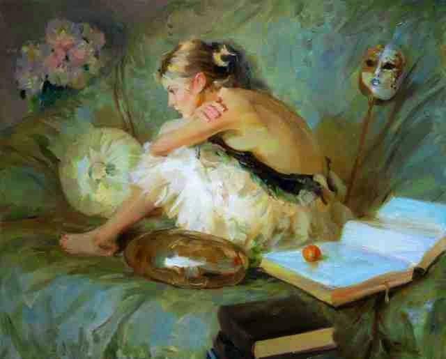 Колдовство импрессионизма. Igor Zhuk